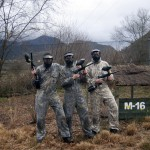 amigos paintball en asturias