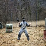 despedida de soltero asturias paintball