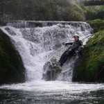 descenso de barrancos, cañones asturias