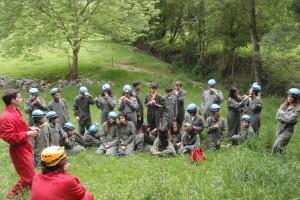grupo de espeleología asturias