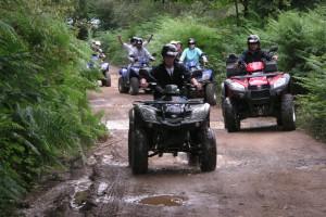 rutas en quad en asturias