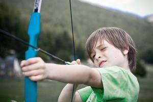 tiro con arco en asturias