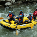 Requisitos para practicar Rafting en Asturias